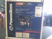POWERBOSS Generator 030542